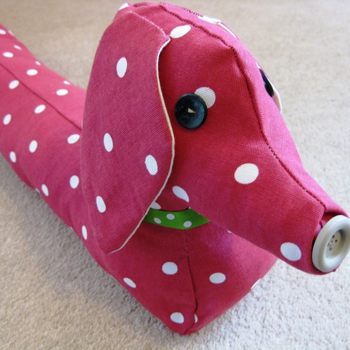3 results for sewing pattern dog draught excluder Save sewing pattern dog draught excluder to get e-mail alerts and updates on your eBay Feed. Unfollow sewing pattern dog draught excluder to stop getting updates on your eBay feed.