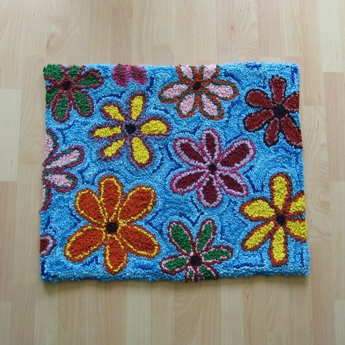 Fabulous Flowers rug