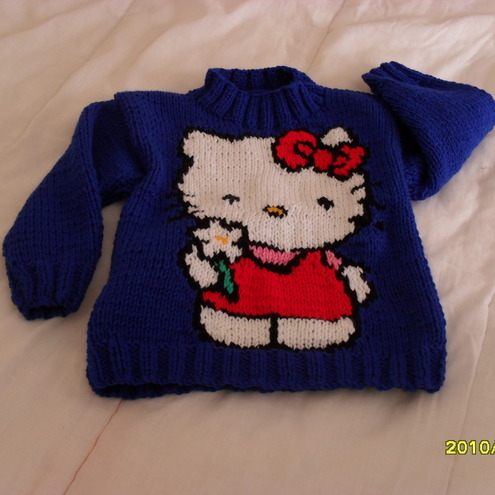 Hello Kitty Jumper. Hello Kitty Jumper