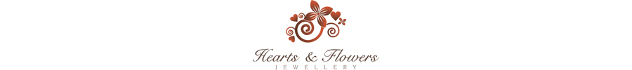 Hearts and Flowers Jewellery