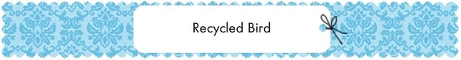 Recycled Bird
