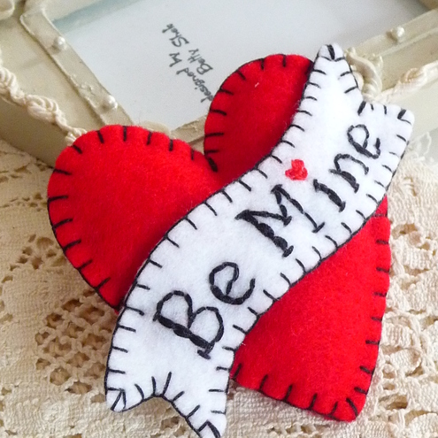 Handmade Gifts For Valentine S Day Folksy Blog