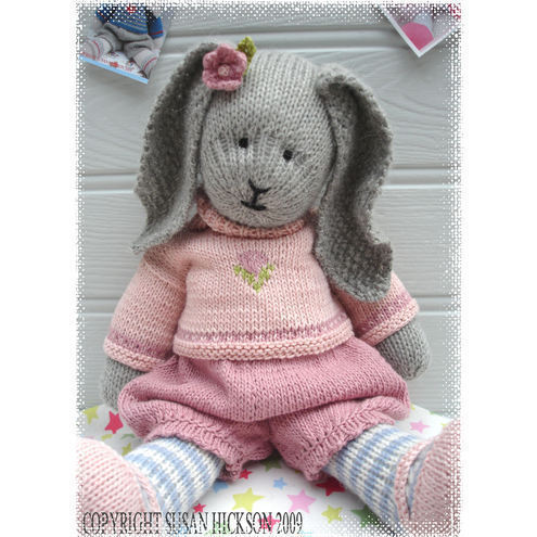 Free Knitting Patterns For Toys 98