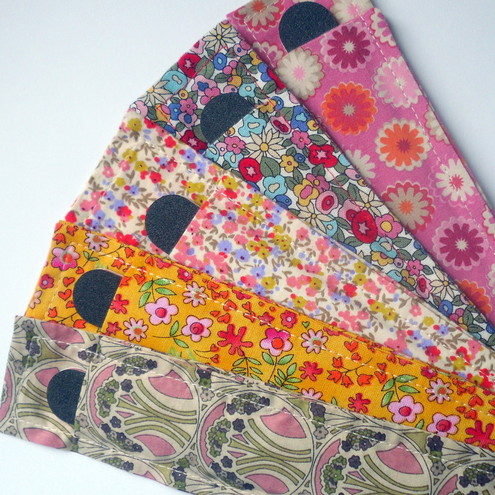 Folksy Buy Quot Nail File Emery Board And Fabric Case